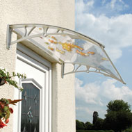 Instant Door Canopy Shield - 41452