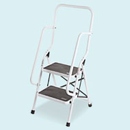 Genius® Safety 2 Step Ladder Stool - 41512