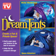 Dream Tents - Over-the-bed Pop Up Tent