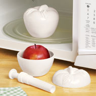 Microwave Apple Baker with Apple Corer - Set of 2 - 41553