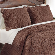 Elegant Faux Fur Pillow Sham - 41571