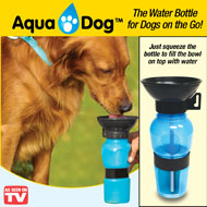Aqua Dog Portable Pet Water Bottle - 41593