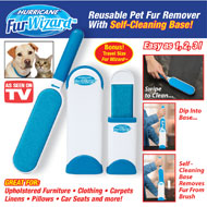 Hurricane Fur Wizard - Pet Hair Remover Brush - 41634