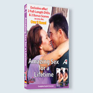 Amazing Sex for a Lifetime DVD - 41639