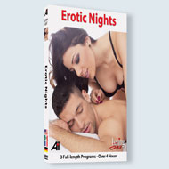 Erotic Nights Adult DVD - 41640