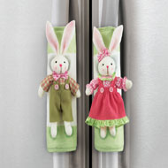 Easter Bunny Appliance Handle Covers - 41707