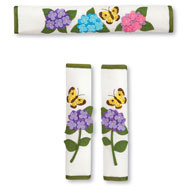 Hydrangea Floral Appliance Handle Covers - 41719