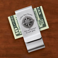 Follow Your Dreams Money Clip Keepsake - 41778