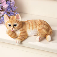 Happy Kitty Figurine - 41851