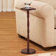 2 In One Stand Plant & Drink Table