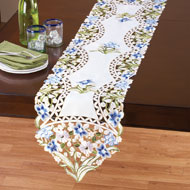 Daffodils and Daisies Table Linens - 42254