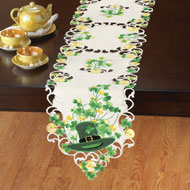 St. Patrick's Leprechaun Hat Table Linens - 42353