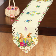 Beautiful Bunnies Easter Table Linens - 42355
