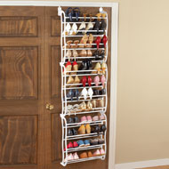 Over The Door Shoe Rack Organizer - 42568