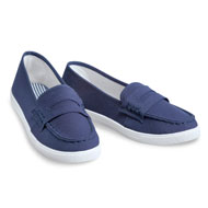 Classic Loafer Slip On Sneakers - 42658