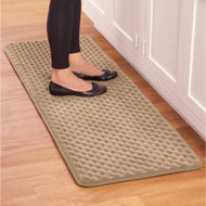 Anti-Fatigue Foam Support Kitchen Runner - 42708