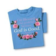Blessed and Grateful Novelty Tee