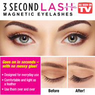 3 Second Lash Magnetic Eyelash Kit - 42934