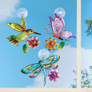 Colorful Spring Suncatcher Set - 43200