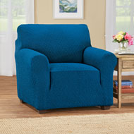 Classic Textured Stretch Slipcover Protector - 43233