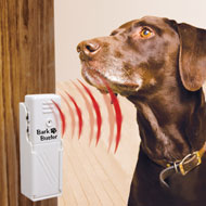 Ultrasonic Wireless Bark Stopper - 43507
