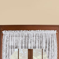 Windsor Lace Window Valance - 43532