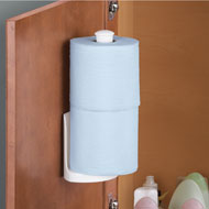 Cabinet Door Toilet Paper Storage Holder - 43549