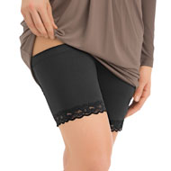 Lace Trim Thigh Bands to Prevent Chafing