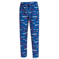 Officially Licensed NFL Drawstring Lounge Pants