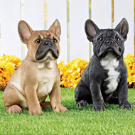 French Bulldog Statue for Outdoor or Indoor - 43735