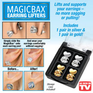 MagicBax Earring Lifters - 43927