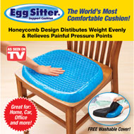Egg Sitter Gel Support Cushion - 43929