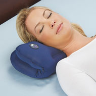 Therapeutic Roll Up Travel Massage Pillow - 44455