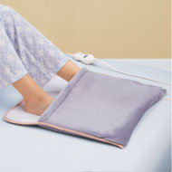 Plush Heated Foot Warmer - 44457