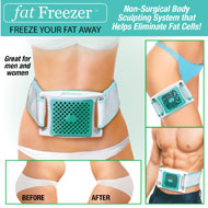 Fat Freezer Body Sculpting System - 44519