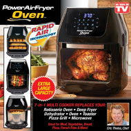 Power Air Fryer Oven Multi Cooker