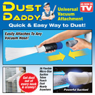 Dust Daddy Universal Vacuum Attachment - 44635