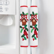 Cardinal Holiday Appliance Handle Covers - 44773