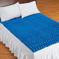 Deluxe Cooling Mattress Pad Topper with 7 Zones - 44848