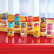 Hot Sauce Gift Pack Set of 8 - 44916