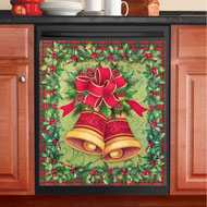 Christmas Bells Dishwasher Magnet - 44963