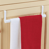 Classic Over the Door Towel Bars - Set of 2 - 45104