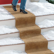 No Slip Ice Carpet Outdoor Runner - 45151