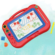 Color Magic Sketcher Mess-Free Drawing Toy - 45164