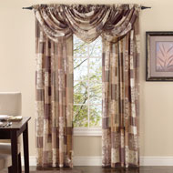 Jasmine Sheer Window Curtains - 45238
