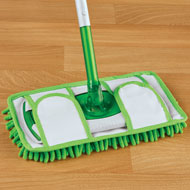 Reusable Chenille Microfiber Mop Pads Set of 2 - 45248