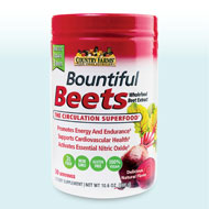 Bountiful Beets Circulation Superfood, 30 Servings - 45340