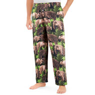 Grizzly Bear Lounge Pants - 45401