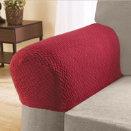 Armrest Covers for Recliners, Sofas, Chairs - Set of 2 - 45405