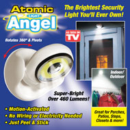 Atomic Light Angel Motion Activated LED Light - 45504